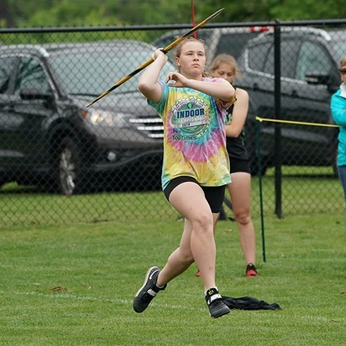 Youth Javelin Meets
