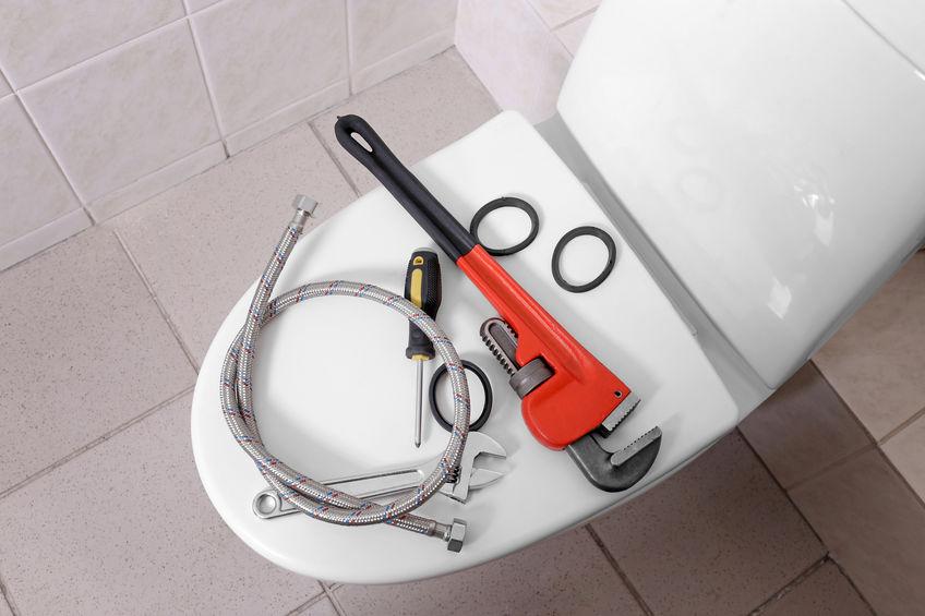 toilet repair in mount pleasant - c&c myers