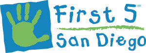 First 5 San Diego Logo
