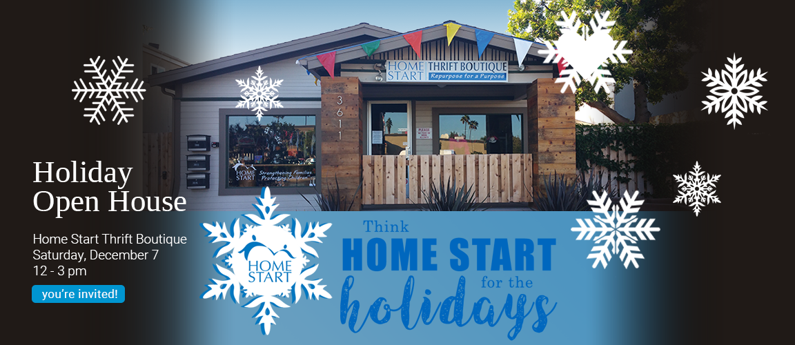Home Start Holiday Open House