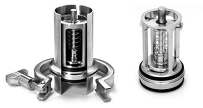 Control/Check Valves: Check All: Insert: Style 3S