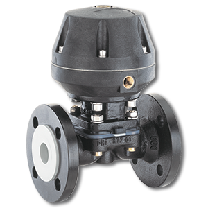 GEMÜ Sanitary Diaphragm Valves: Pneumatic: 620