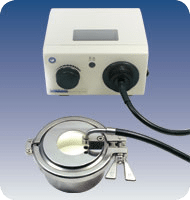 Sight Glass Lights: Light and Window Combos: Fiber Optic Light for High Intensity Sight & Light Combo