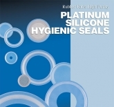 Sanitary Seals: Platinum Cured Silicone
