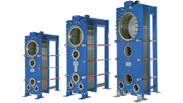 Plate Heat Exchangers: Gasketed Plate-and-frame Heat Exchangers: AlfaCond 600