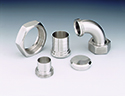 SS Fittings: Bevel Seat Fittings