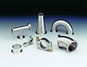 SS Fittings: Clamp Fittings