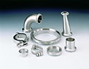 SS Fittings: E-Line Fittings