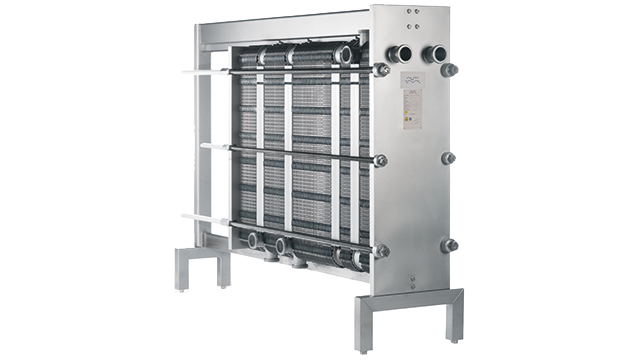 Plate Heat Exchangers: Gasketed Plate-and-frame Heat Exchangers: FrontLine 8