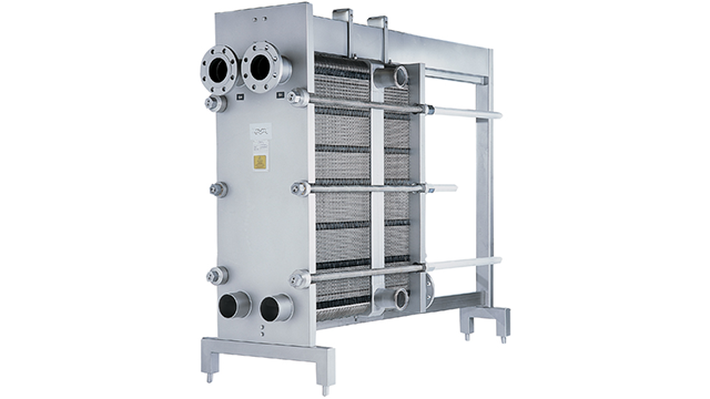 Plate Heat Exchangers: Gasketed Plate-and-frame Heat Exchangers: M Line