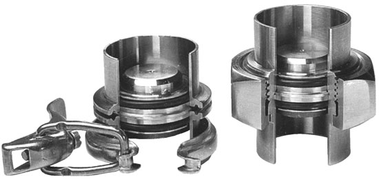 Control/Check Valves: Check All: Sanitary: Style SC