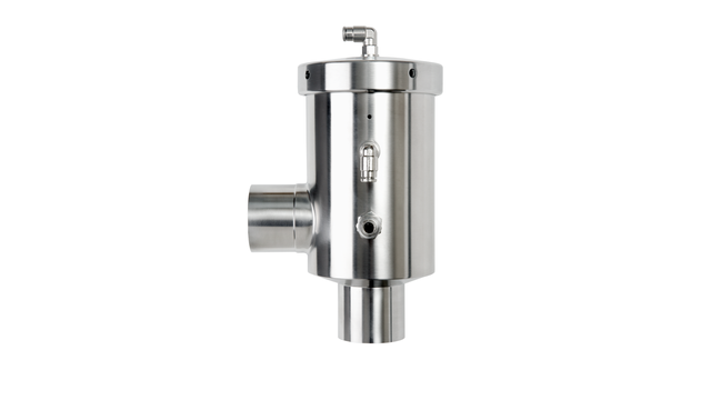 Regulating Valves: Alfa Laval: SB Pressure Exhaust Valve