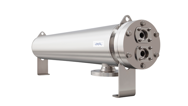 Tubular Heat Exchangers: Shell-and-tube Heat Exchangers: Pharma-line S