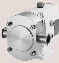 Rotary Lobe Pumps: SRU Pump