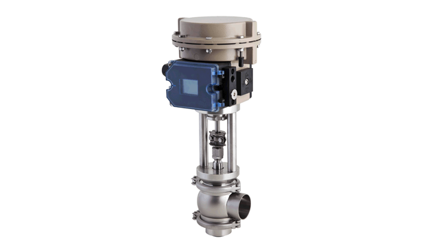 Regulating Valves: Alfa Laval: Unique RV-P