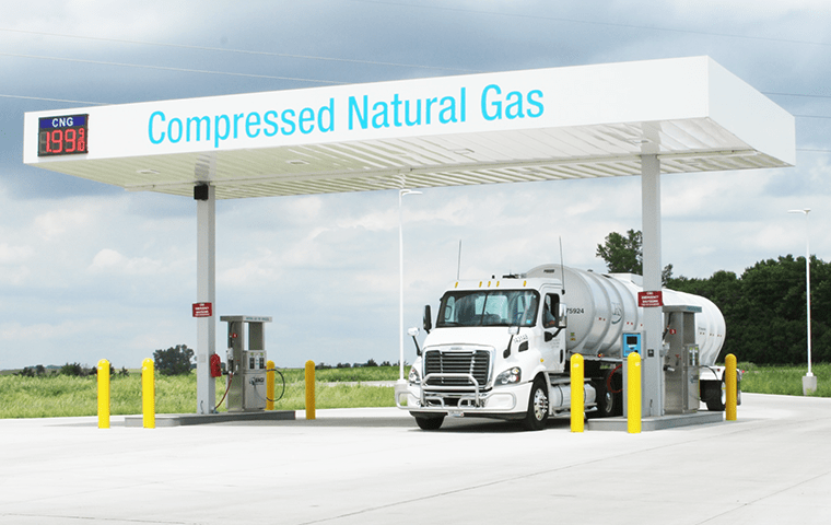 Fast Fill CNG Stations