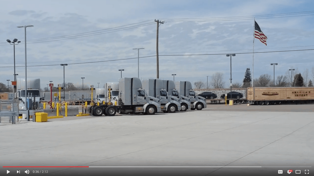 TruStar Energy Completes the Largest Private CNG Fueling Station in North America