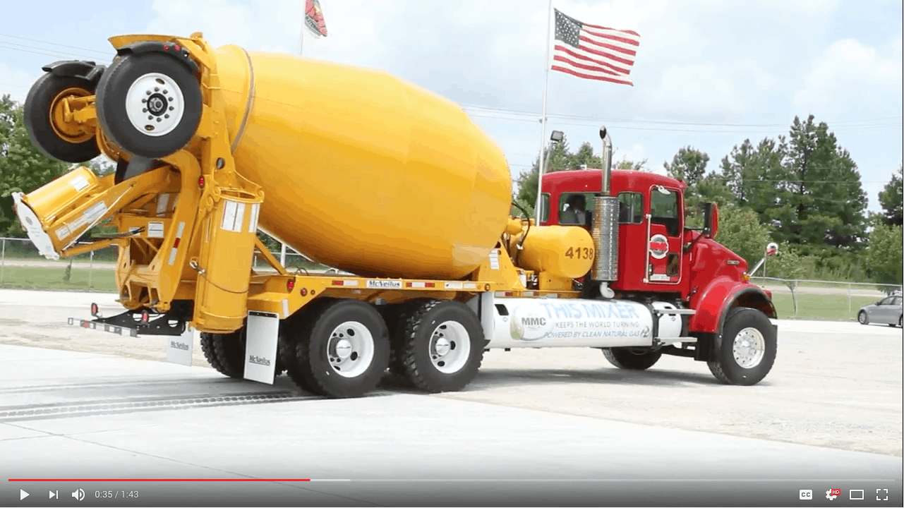 TruStar PFS Provides Fueling for MMC Materials Mixers in Jackson, MS