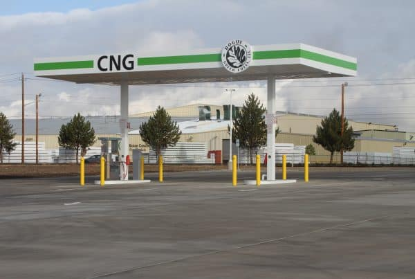 Rogue Green Fuel CNG Station