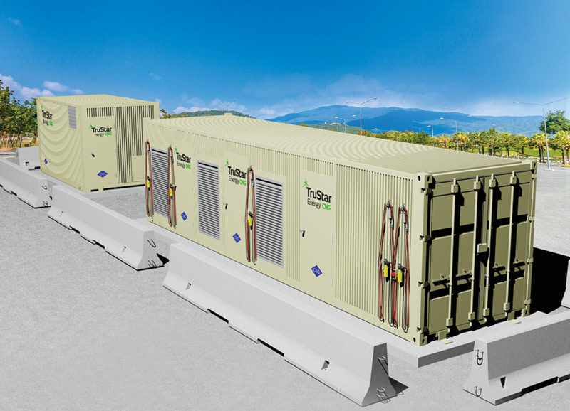 TruStar Energy Launches Compact CNG Fuel Station and CNG Solutions Program