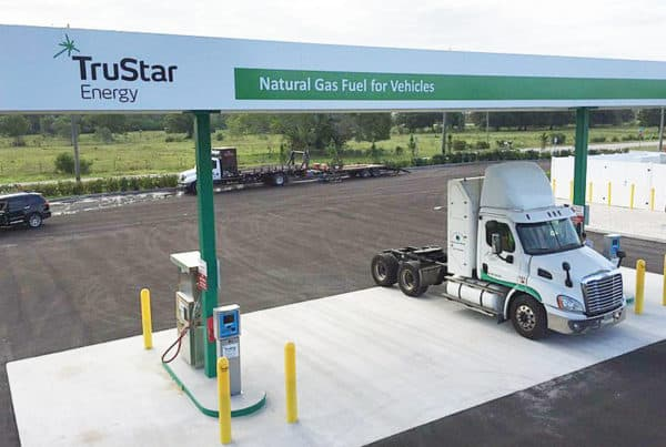 TruStar Energy Completes 250th CNG Fueling Station