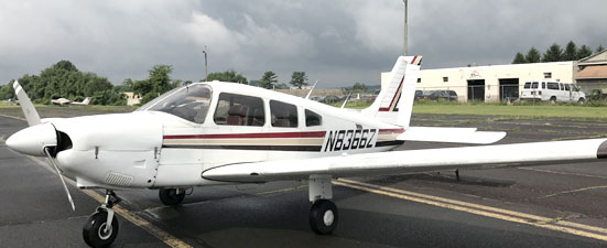 Piper Archer PA28-181 IFR