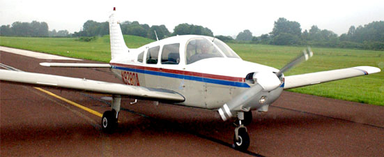 Piper Cherokee Warrior IFR