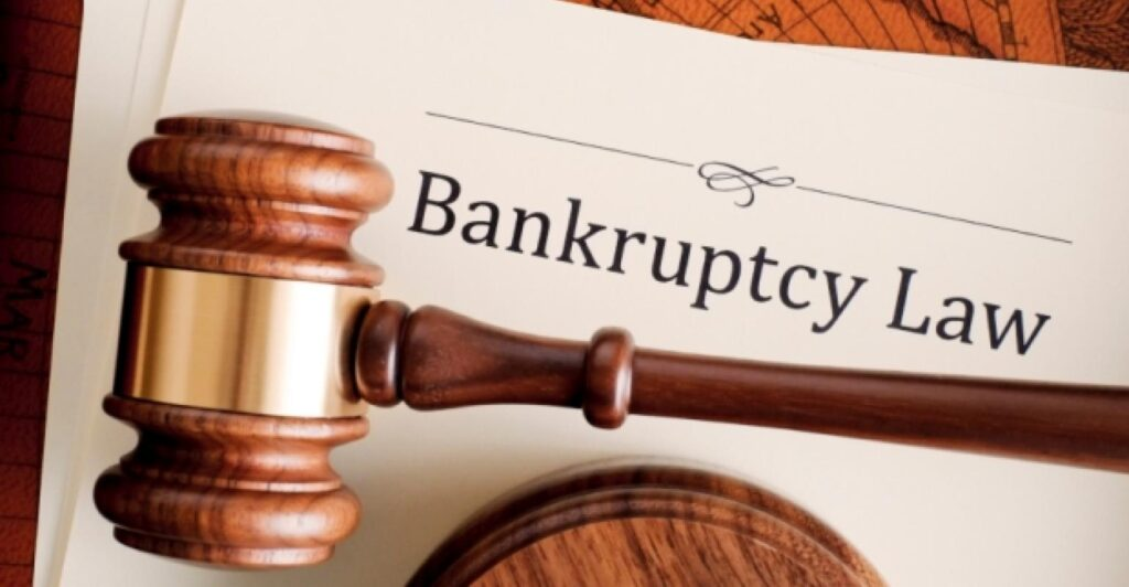 bankruptcy law image
