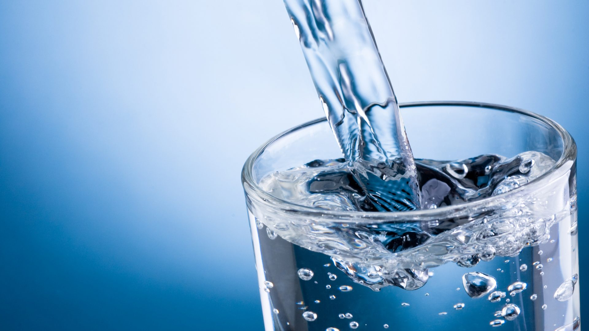 Water, water everywhere, but how much should you drink?