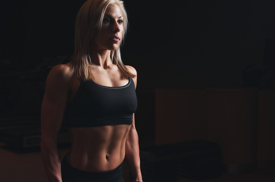 get the abs of your dreams with Glidefit