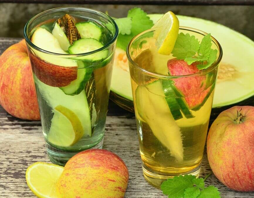 Water Infusion Ideas to Make Drinking Water Less Lame