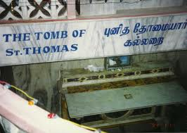 tomb of st thomas
