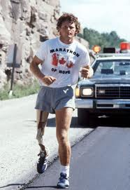 A Canadian Hero - Terry Fox