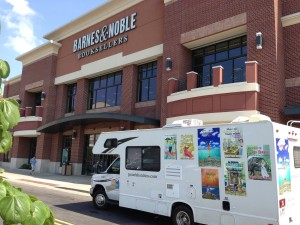 The mighty fine Bookmobile