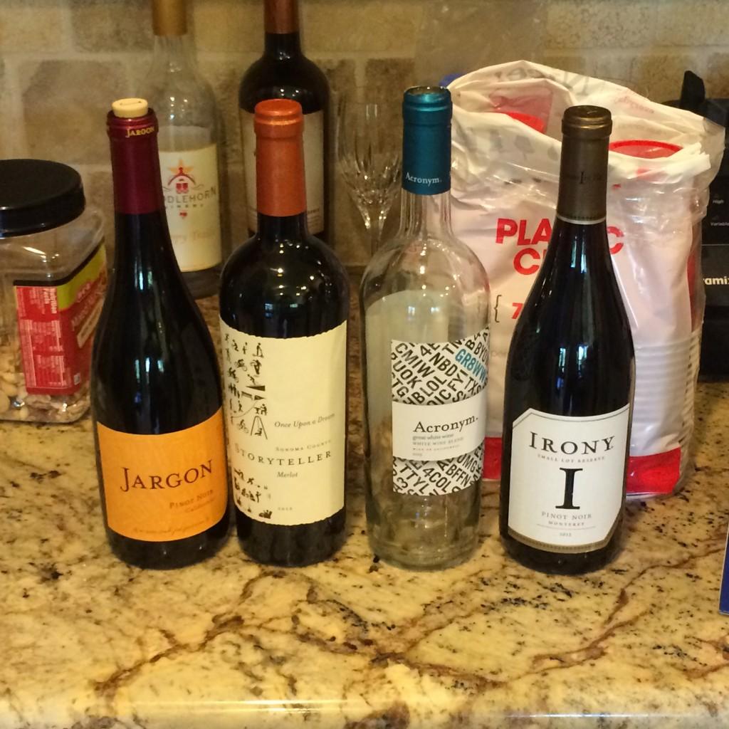 retreat wine