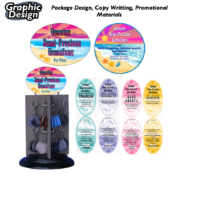 Miami point of purchase display graphic design