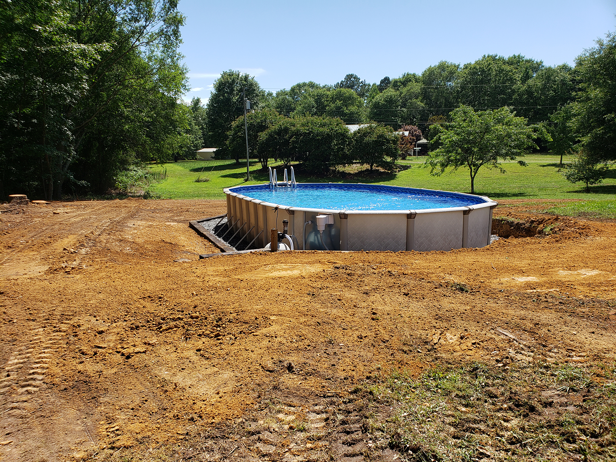 Septic Installation in Anderson, SC