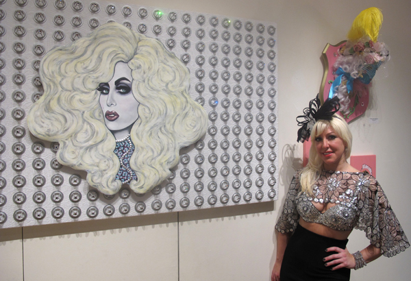 """Opening for """"Bright Lights Queer City"""" at Leslie Lohman Gay Art Foundation"""