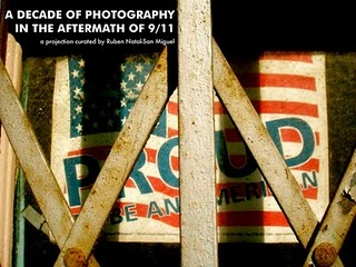 opening for 2001-2011 A Decade of Photography in the Aftermath of 9/11 curated by Ruben Natal-San Miguel