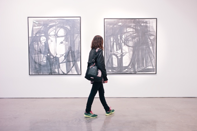 Art & Scene in Perfect Symmetry at Gladstone Gallery