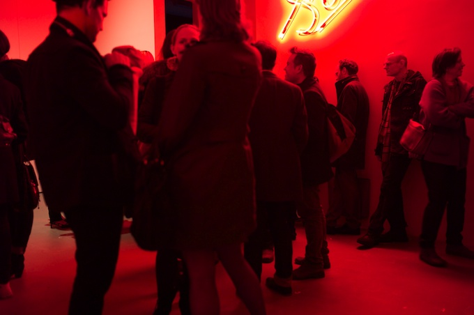 Art is Electric on Thursday Night in Chelsea