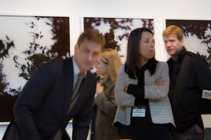 Blurring the lines of vision at AIPAD 2013