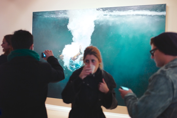 Gallery Henoch presents Eric Zener and his paintings