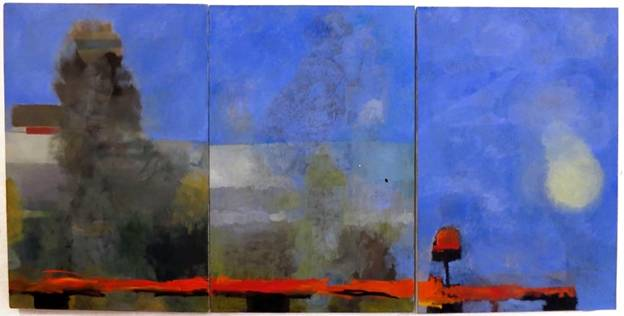 Horizon (2013) by Fedele Spadafora