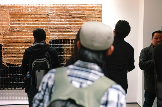 Viewing the work of Sopheap Pich
