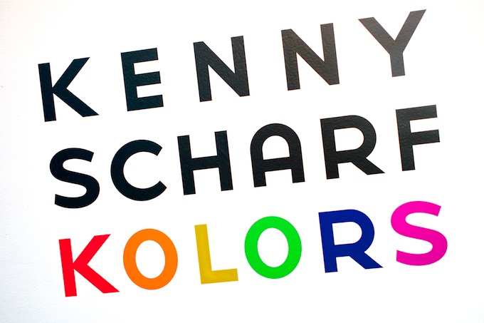 Wall Text for the Kenny Scharf Show at Paul Kasmin