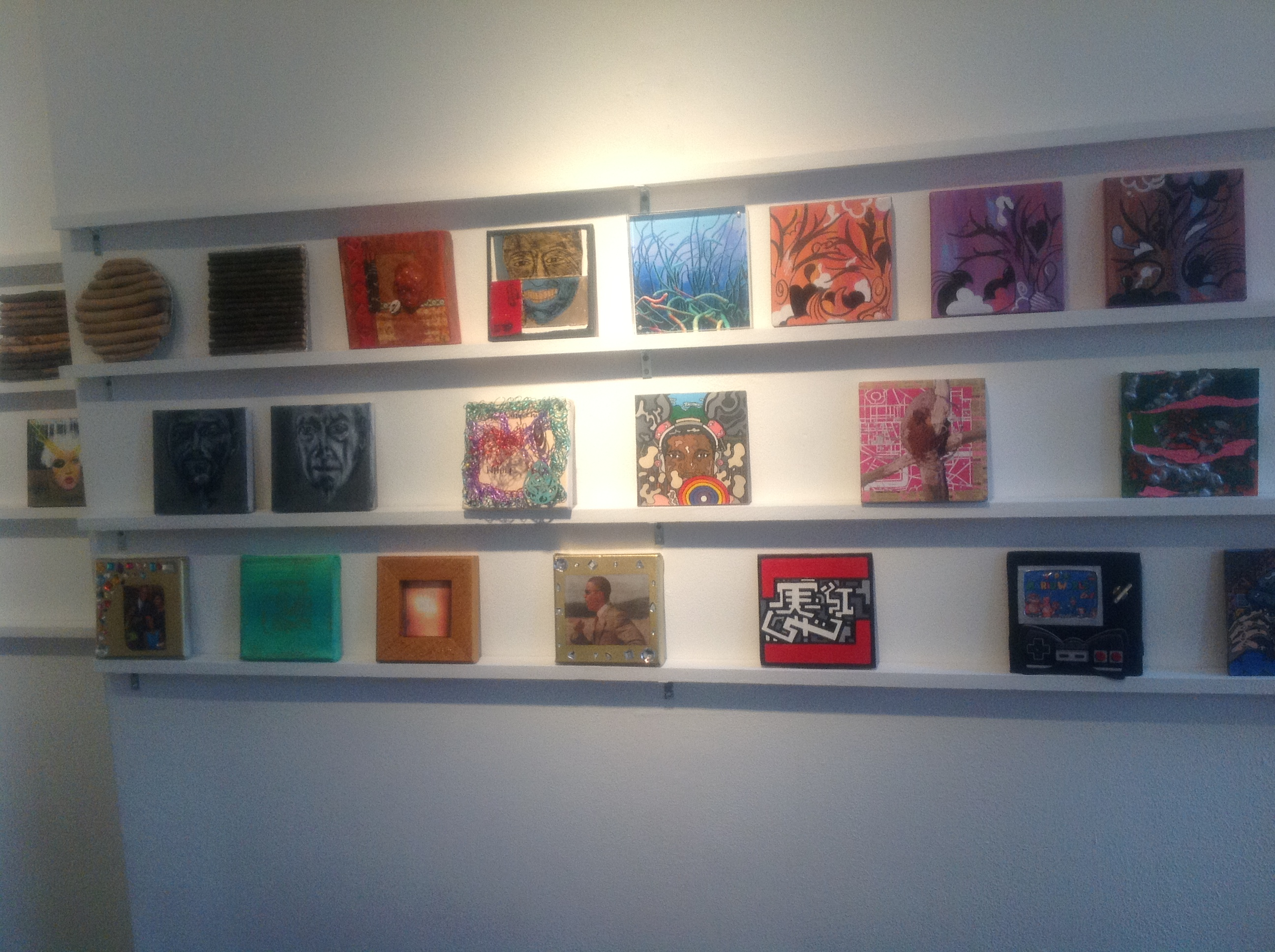 6X6: A Group Art Exhibition April 26, 2013 - May 10, 2013