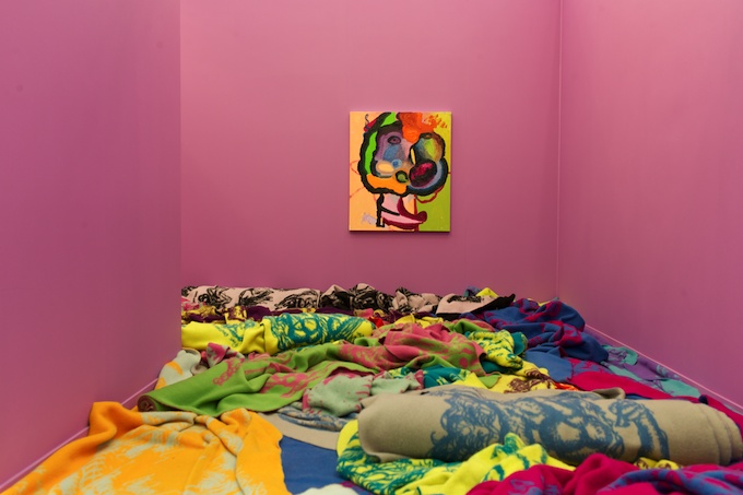 Dare to Navigate the Artful Terrain of Bjarne Melgaard