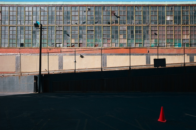 The 1920's former Tobacco Manufacturing Plant is now an art force called Mana Contemporary
