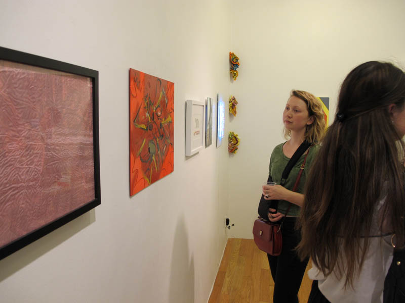Photo Story: Opening for Summer at Station Independent Projects